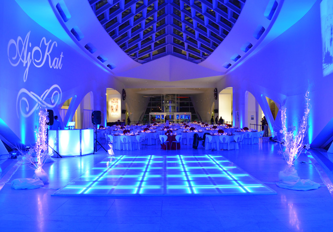 LED Dance Floor Event Rental Catering Wedding